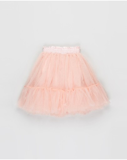 Rock Your Kid - Glitter Tulle Skirt - Kids