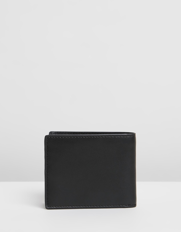 Calvin Klein - Bifold Smooth Leather Wallet