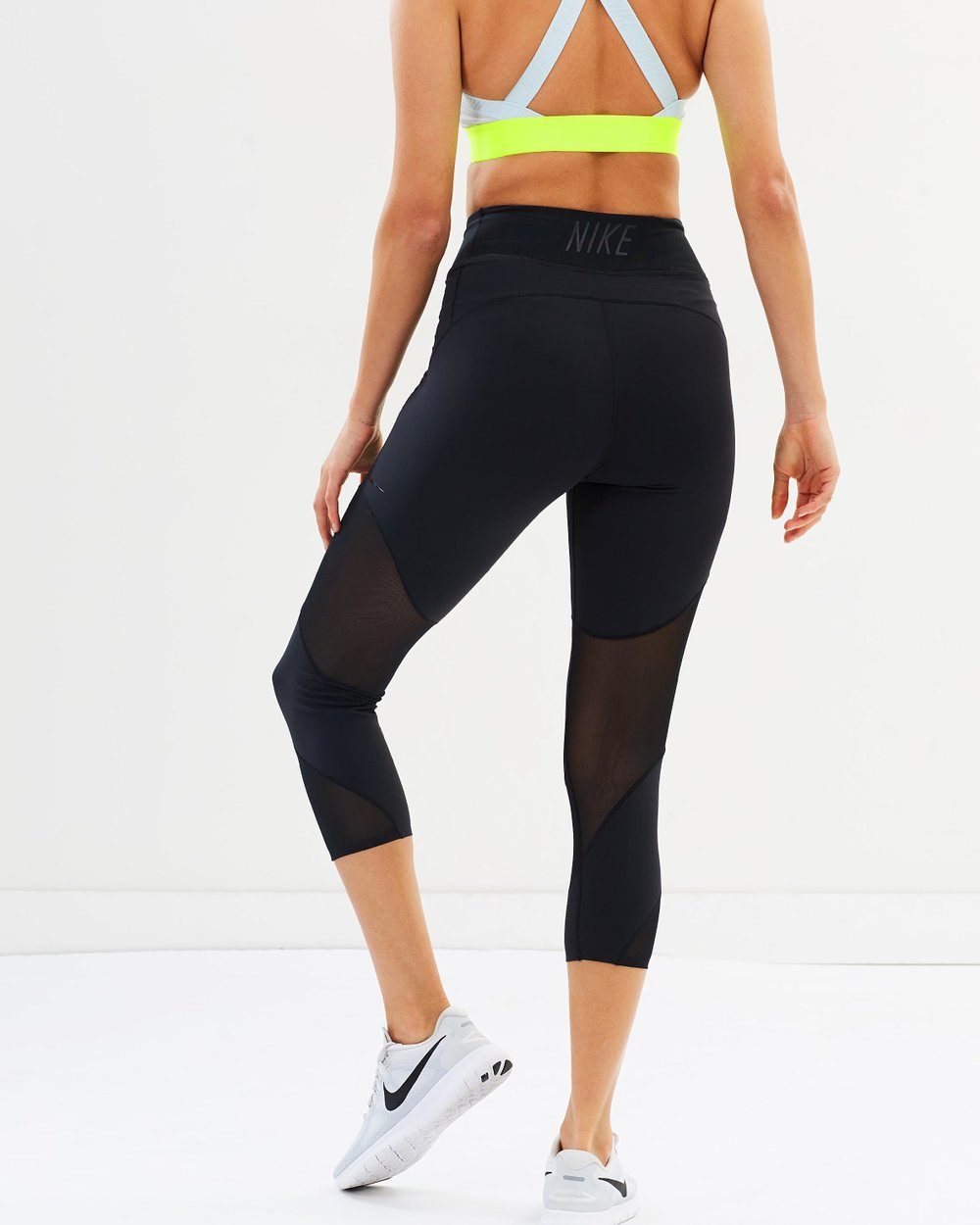 691c24e7f4707 Women's Nike Fly Lux Crop Tights by Nike Online | THE ICONIC | Australia