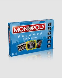 Monopoly - Friends Monopoly