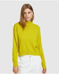Oxford - Lucy Funnel Neck Knit