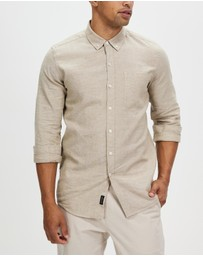 Staple Superior - Cotlin LS Shirt