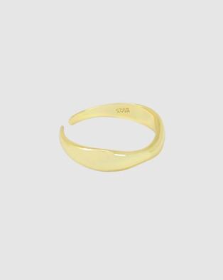 Native Sol Sophia - Jewellery (Gold)