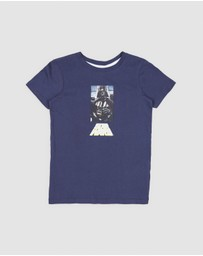 Free by Cotton On - Louis Licence Tee - Teens