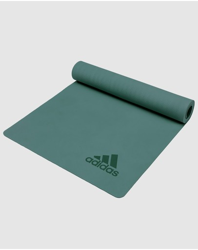 adidas Performance - adidas Premium Exercise Mat Green