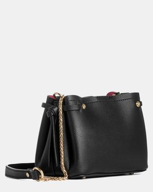 Naturalizer - Tokyo Shoulder Bag - Handbags (Black) Tokyo Shoulder Bag