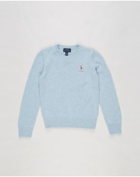 Polo Ralph Lauren - Wool Crew Sweater - Teens