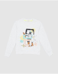 Billybandit - Sweatshirt - Kids-Teen