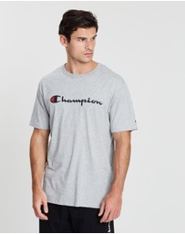 Champion - Script SS Tee – Men's