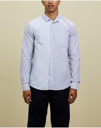Wood Wood - Timothy Stripe Shirt