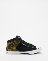 Converse - Chuck Taylor All Star High Street Logo Print - Men's