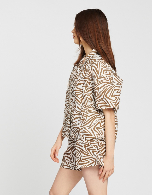 Women Pyjama Short Set