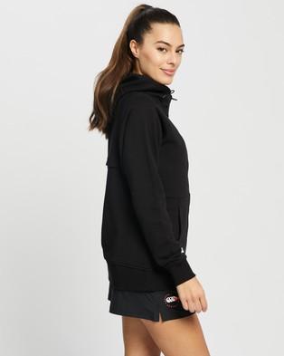 Canterbury - Zip Thru Hoodie Women's Hoodies (Black)