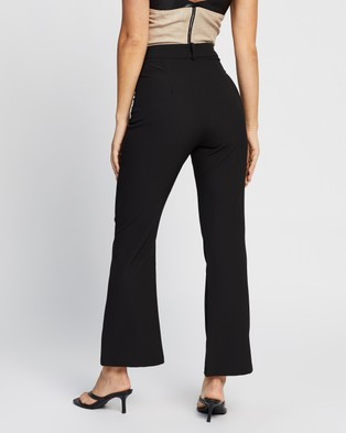4th & Reckless Duke Trousers - Pants (Black)