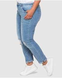 Forever New - Lindsay Curve Girlfriend Jeans