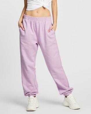 Dazie Keep It Up Sweat Pants - Sweatpants (Lilac)