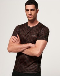 Superdry - Active All Over Print T-Shirt