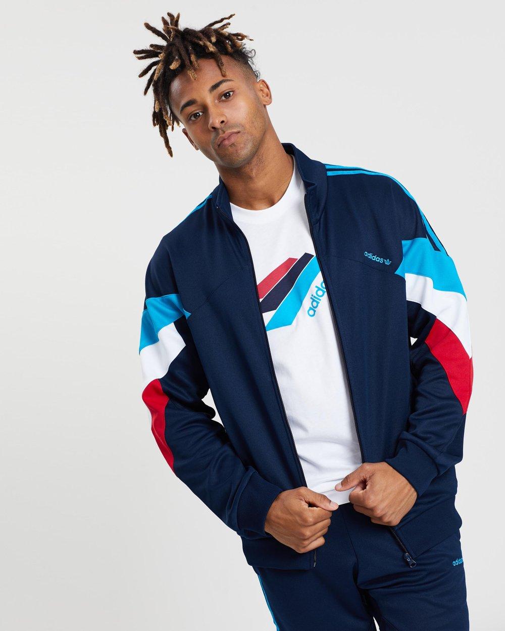 43b43939b0 Palmeston Track Jacket by adidas Originals Online