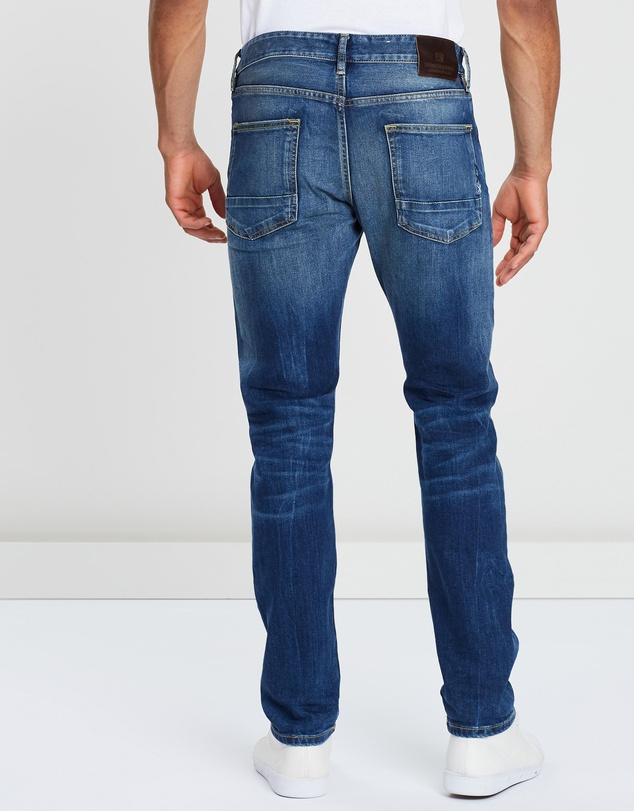 Scotch & Soda - Ralston Blauw Sugar Jeans
