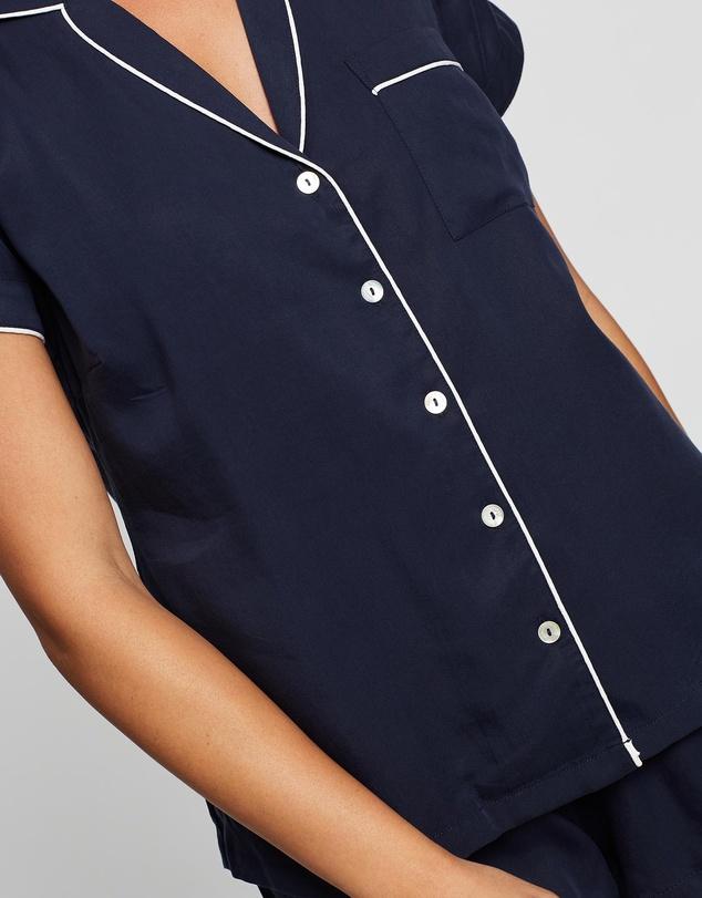 Women Eva Short Pyjama Set