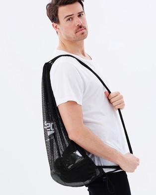 Speedo Equipment Mesh Bag - Bags (Black)