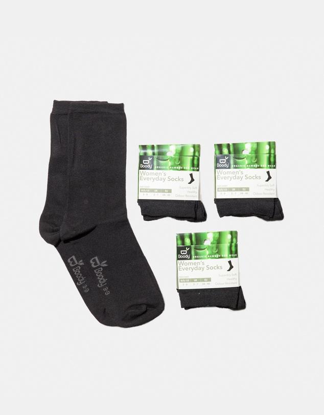 Women 4 Pack Everyday Socks