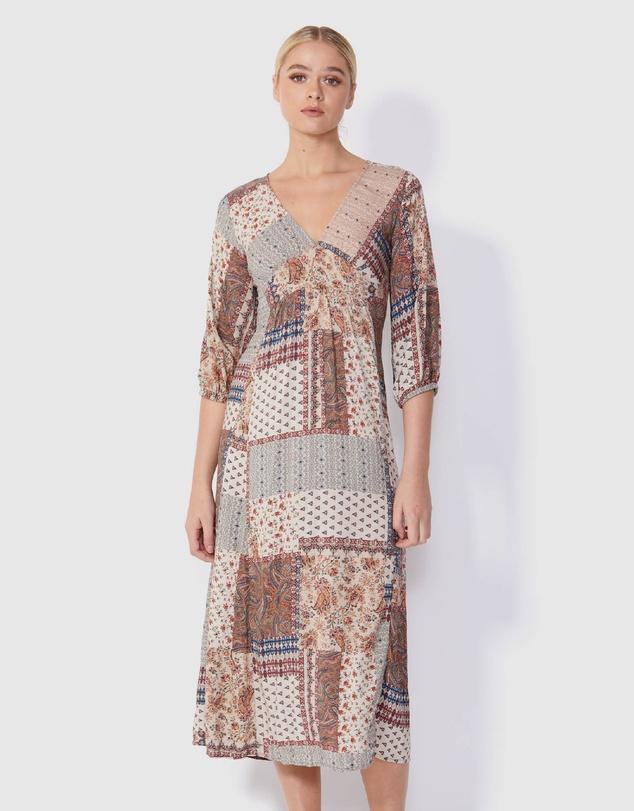 Vintage Style Dresses | Vintage Inspired Dresses Cora Dress AUD 79.95 AT vintagedancer.com