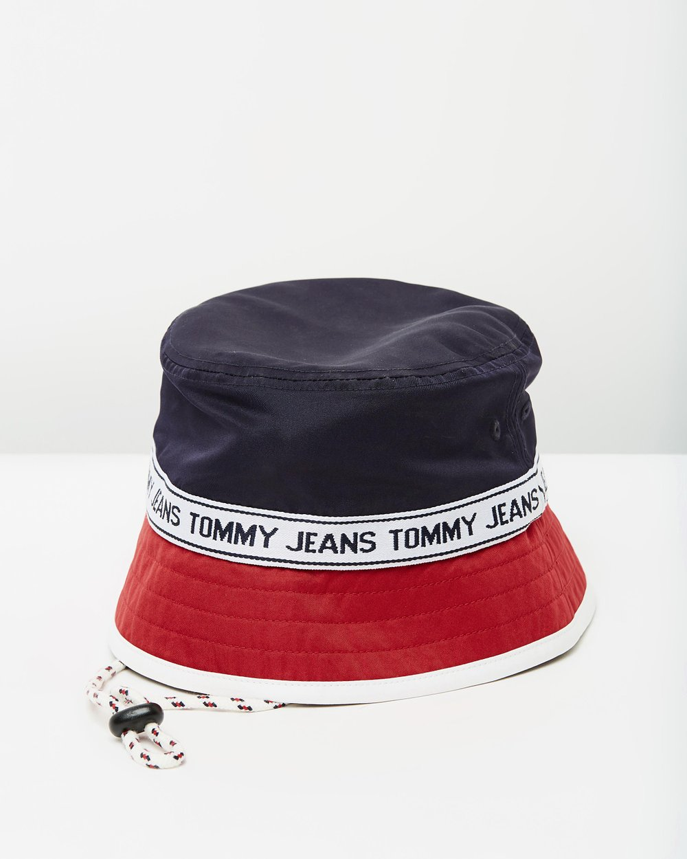 Tommy Jeans Logo Bucket Hat by Tommy Jeans Online  02fe7b8df35b