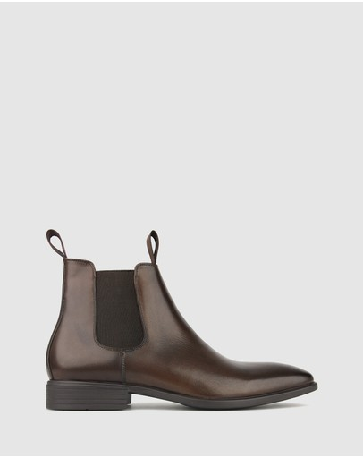 Airflex - Henry Leather Chelsea Boots