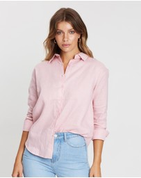 ICONIC EXCLUSIVE - Valencia Linen Shirt