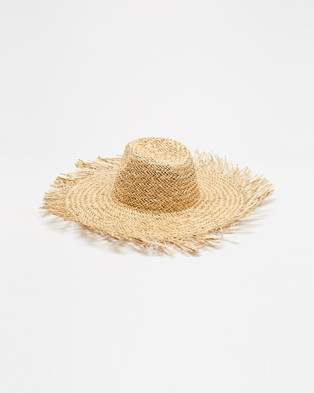 Ace Of Something Alicante - Hats (Natural)