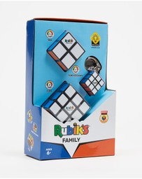 Rubik's - Family Pack
