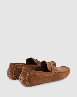 Aquila Lenox - Casual Shoes (Tobacco)