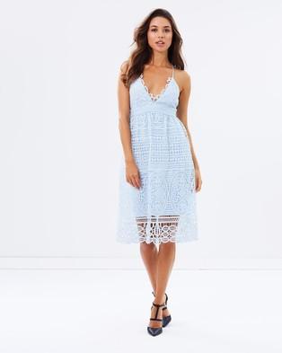 Bardot – Versailles Dress – Dresses (Dawn)