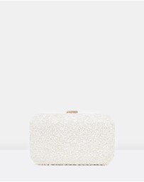 Forever New - Alexis Embellished Clutch