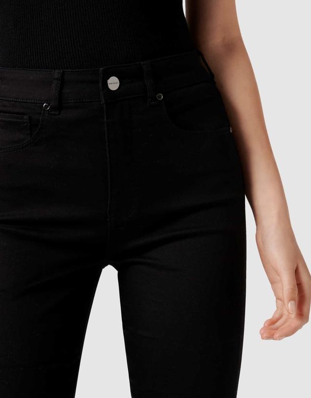 Women Farrah High Rise Skinny Flare Jean