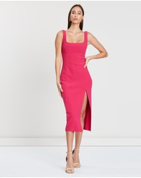 Bec & Bridge - Hibiscus Islands Midi Dress