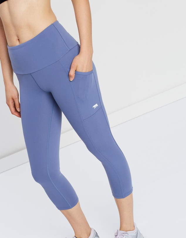Running Bare - Power Moves 7/8 Tights