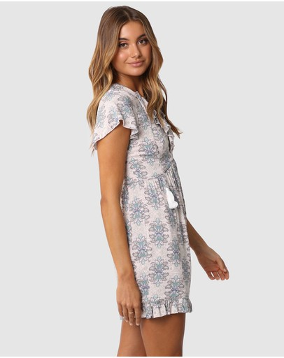 Lost In Lunar Evie Mini Dress Paisley