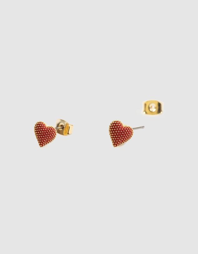 Women Fancy Earring Hearts