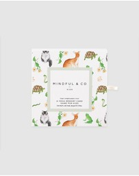 Mindful & Co - Yoga Memory Card Game