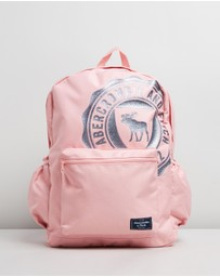 Abercrombie & Fitch - Logo Backpack - Teen