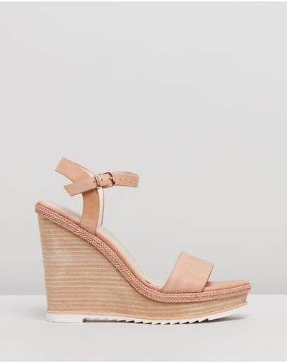 Jo Mercer - Adele Wedge Sandals