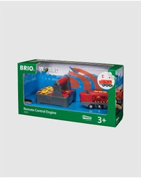 BRIO - Remote Control Engine 2 Pieces