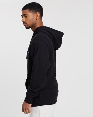 Barney Cools - B.Cools Script Hooded Sweatshirt Hoodies (Black)