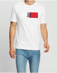 Tommy Hilfiger - Lewis Hamilton Classic Logo Tee