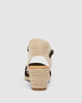 Easy Steps Scout - Wedges (BLACK)