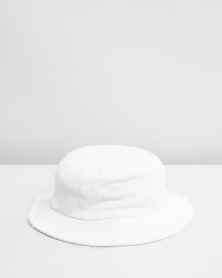 Billy Bones Club Stay Bad Bucket Hat - Hats (Off White)