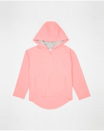 Outfit Kids - Scuba Zip-Through Hoodie