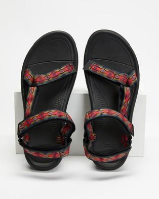 Teva Hurricane XLT2   Men's - Sandals (Canyon Red)